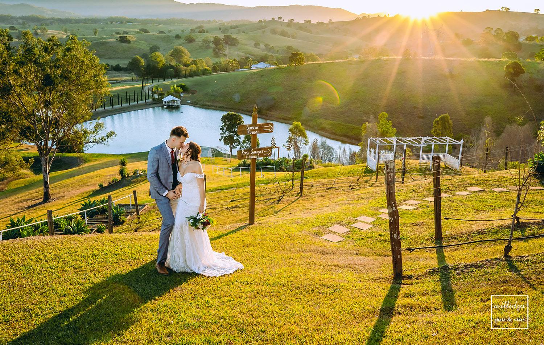 Wedding at Glengarriff