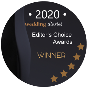 2020 Wedding Diaries Award Badge